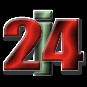 Logo - Studio i24 aus Salzhausen